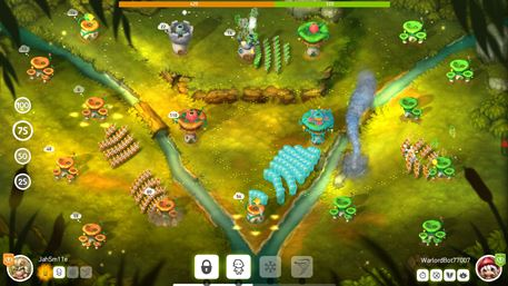 The Bronze Award-winning RTS Mushroom Wars 2 is headed to