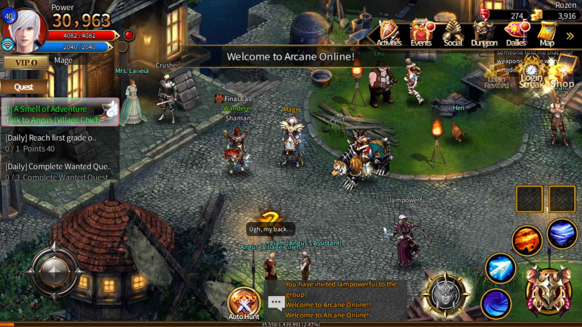 5 reasons why you should play Arcane Online | Articles
