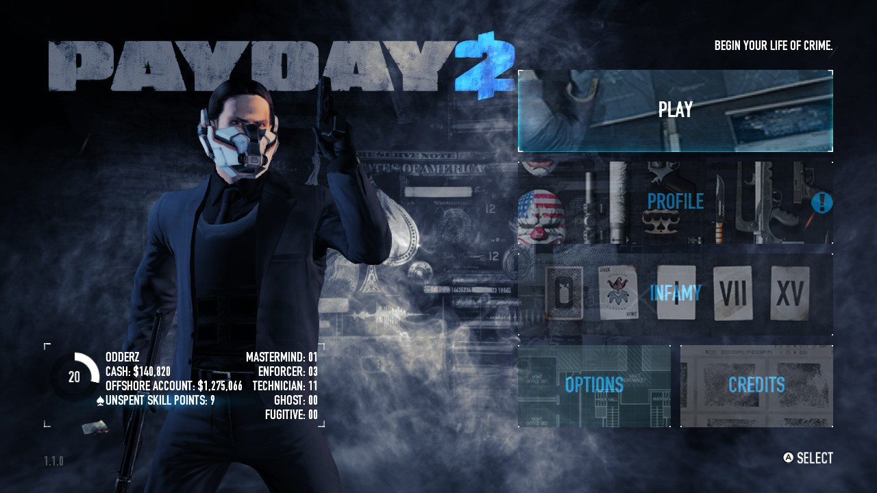 PAYDAY 2 cheats and tips - Beginner's guide to being a