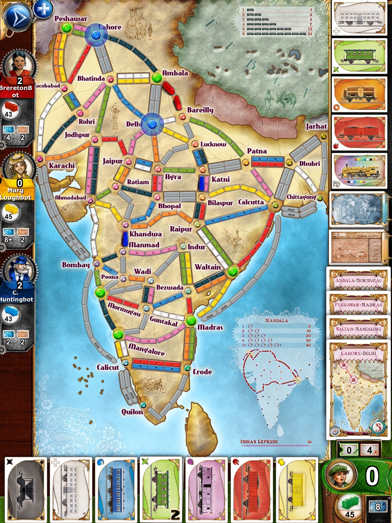 Ticket to Ride 2.0