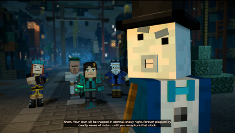 Minecraft Story Mode Season 2 Episode Two Review The