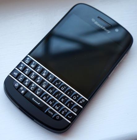 BlackBerry Q10 | Articles | Pocket Gamer