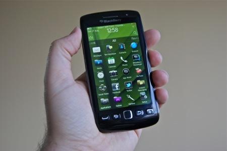 BlackBerry Torch 9860 | Articles | Pocket Gamer