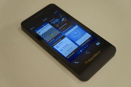 BlackBerry Z10 First Impressions | Articles | Pocket Gamer