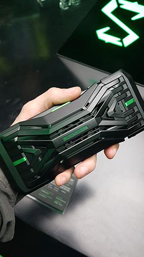 Black Shark 2 fan case