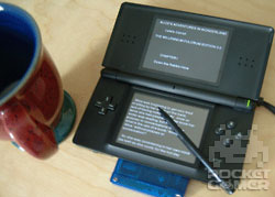 How to read books on DS 6