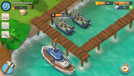 Thus Boom Beach Is A Richer And More Satisfying Experience Than Clash Of Clans