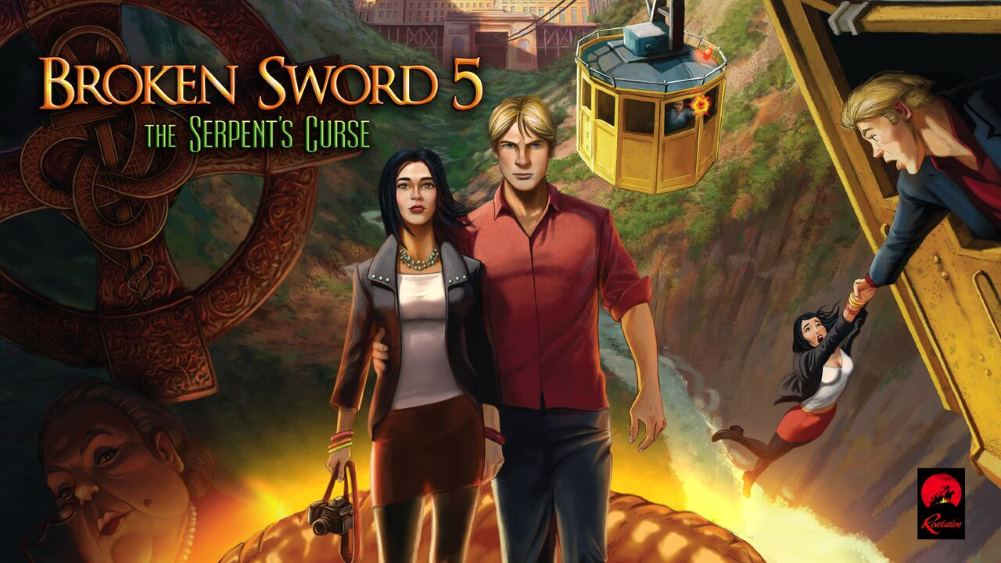 Broken Sword 5 Nintendo Switch 2018