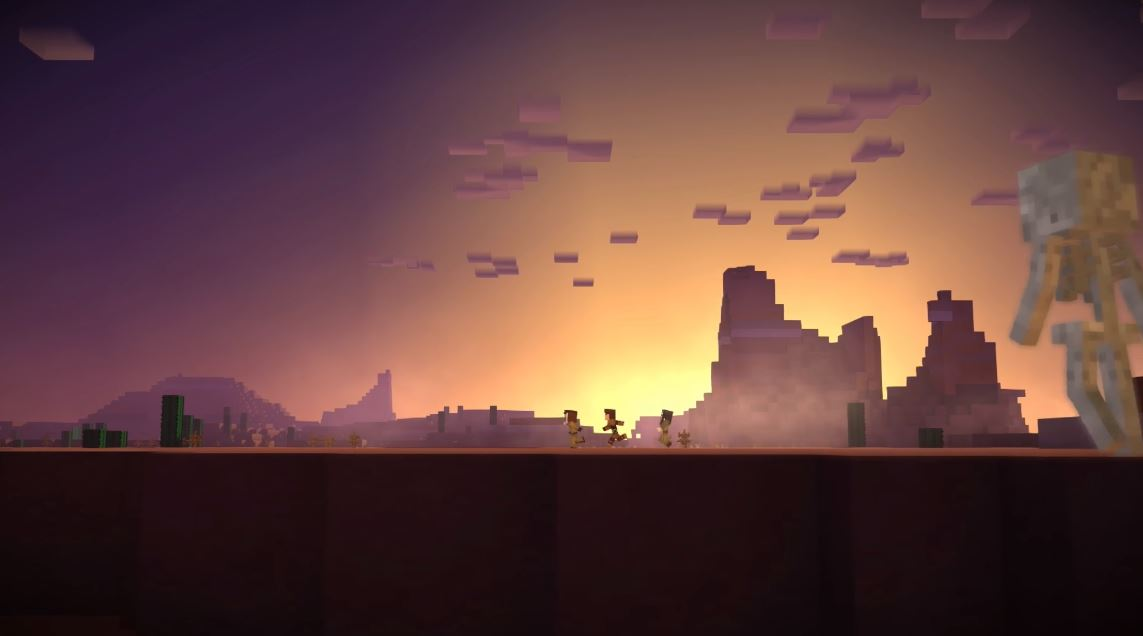 Update Minecraft Story Mode Episode 7 Announces Release