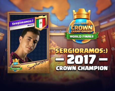 Clash Royale Crown Championship World Finals 2017