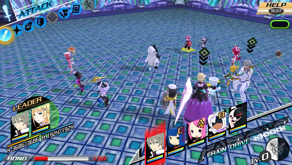 Danganronpa's Monokuma invades Conception II today via free