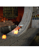 Crash Car Mania mobile game