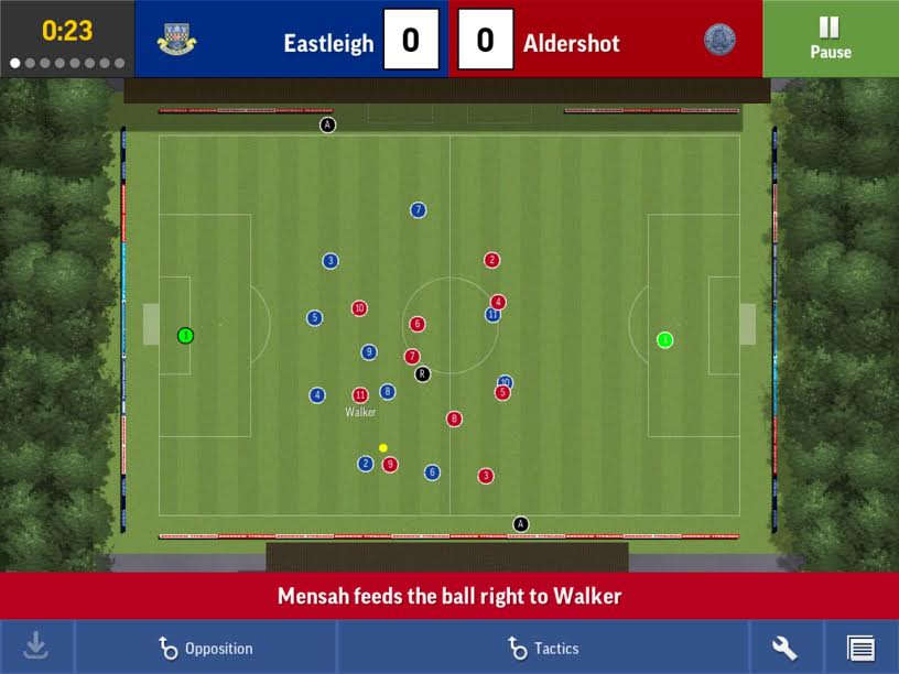 Football Manager Mobile 2017 - What's the difference between