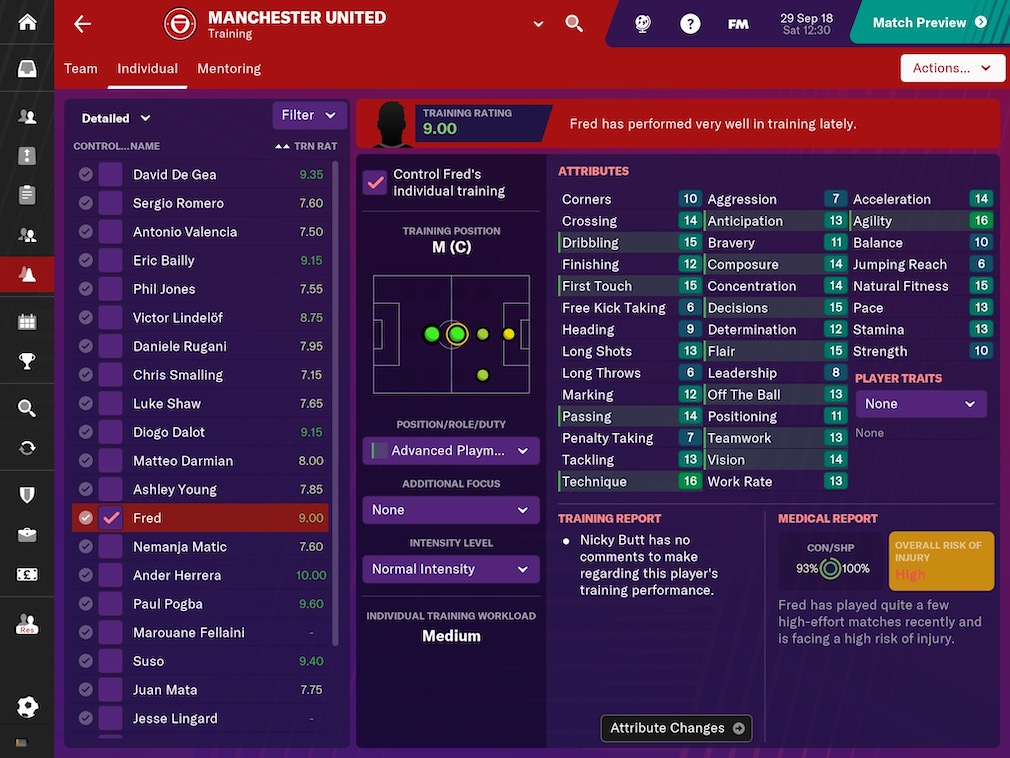 Football Manager Touch 2019 review -