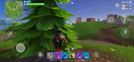 Yes we DID need Fortnite on mobile   Articles   Pocket Gamer