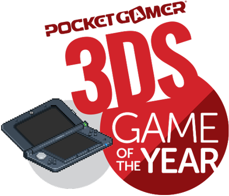 Pocket Gamer Nintendo 3DS Game of the Year