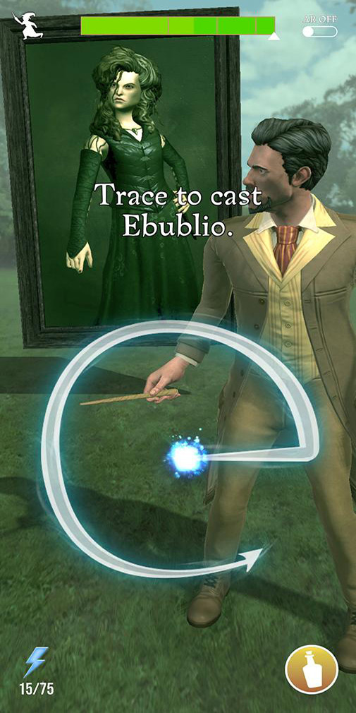 Harry Potter: Wizards Unite cheats, tips - How to get and use spell