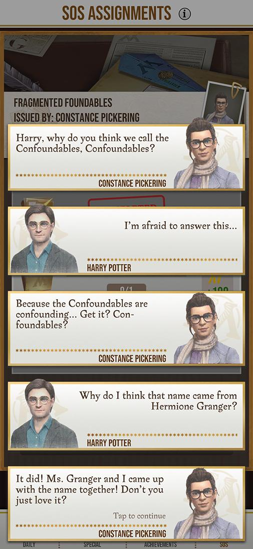 Need friends in Harry Potter: Wizards Unite? Share your friend codes