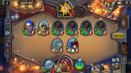 Hearthstone Dungeon Run