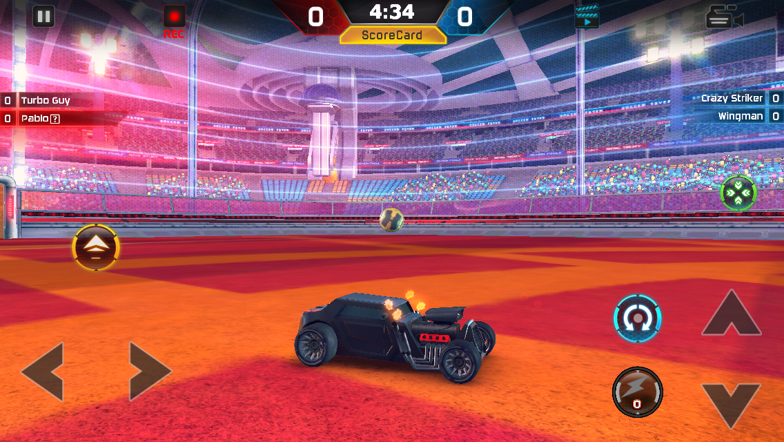 Turbo League - Very much Rocket League but on your mobile | Articles