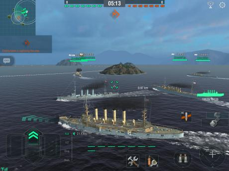 World of Warships Blitz - Full list of EVERY warship