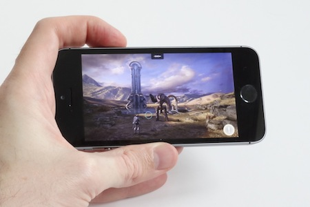 iPhone 5S | Articles | Pocket Gamer