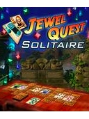 Jewel Quest Solitaire mobile game