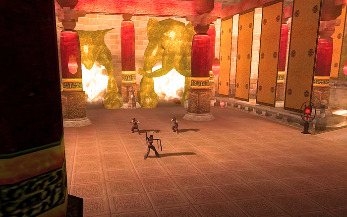 Opinion: Jade Empire on mobile is no KOTOR | Articles | Pocket Gamer