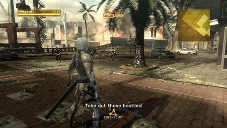 metal gear rising revengeance android apk data download