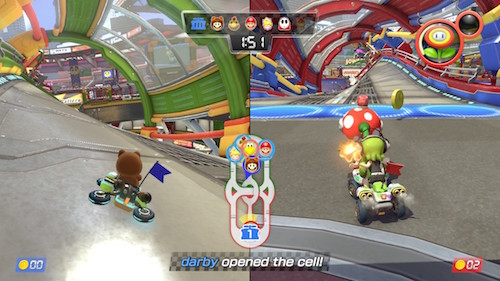 Mario Kart 8 Deluxe review - A kart racer with infinite
