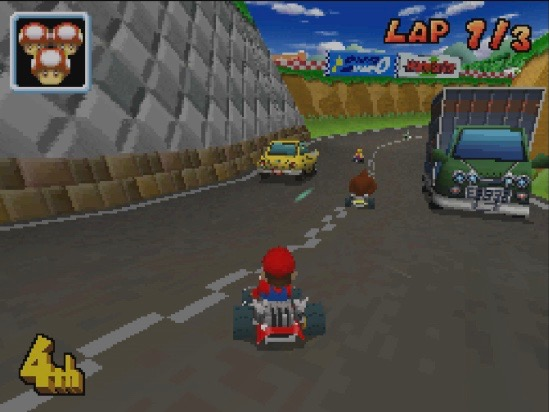 Mario Kart Tour The Series Has Been On The Road For 17 Years