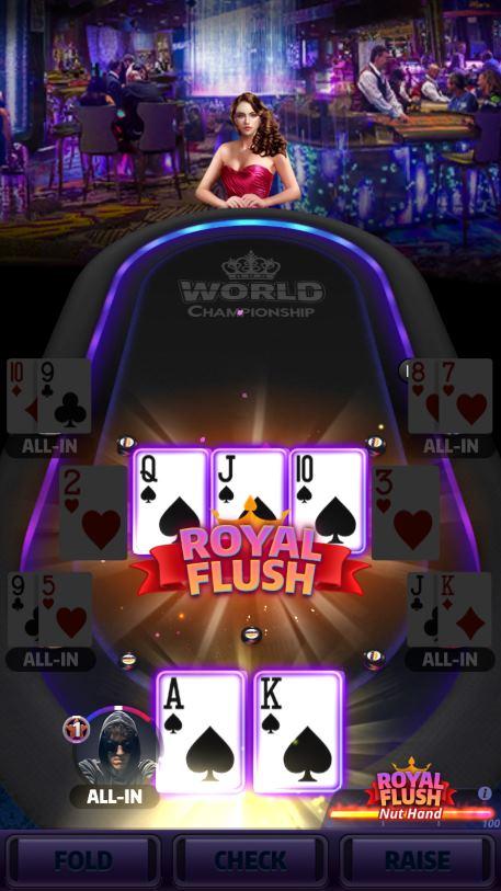 Megahit poker app