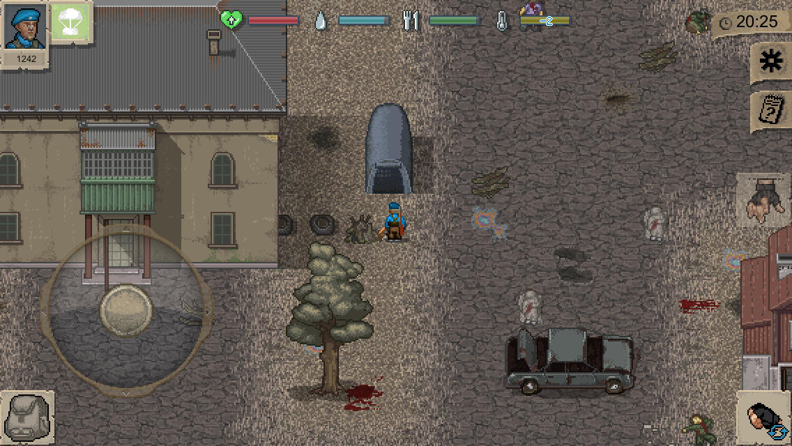 Mini DayZ cheats and tips - How to survive your first day in