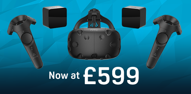 ba5503414fae HTC Vive reduces its price to £599 indefinitely