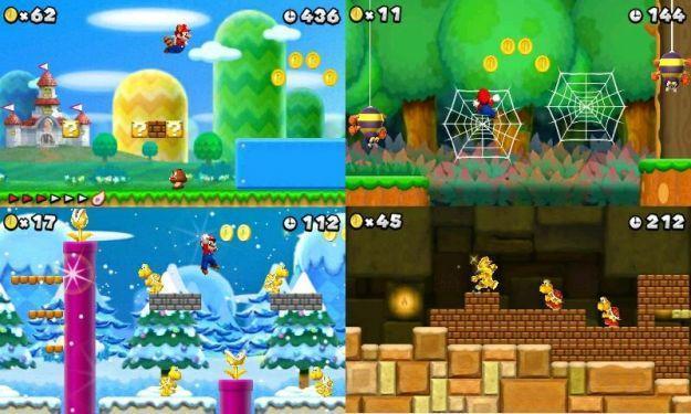 Nintendo Announces A New Super Mario Bros 2 And 2ds White Red