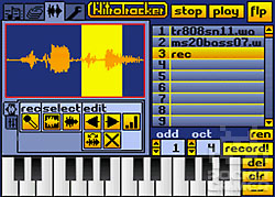 Using NitroTracker on DS 5