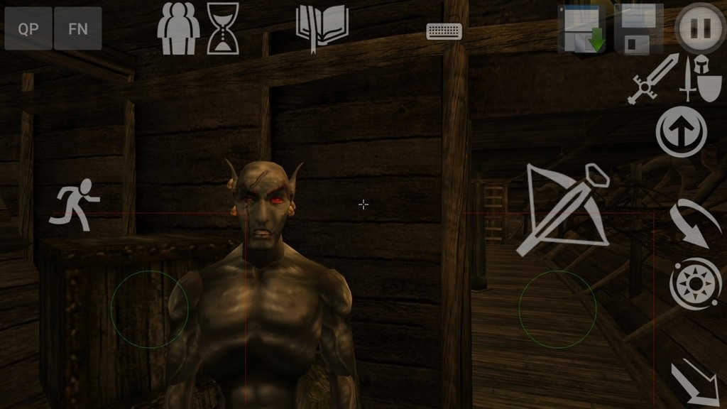 Morrowind on Android is a dream come true, and Elder Scrolls