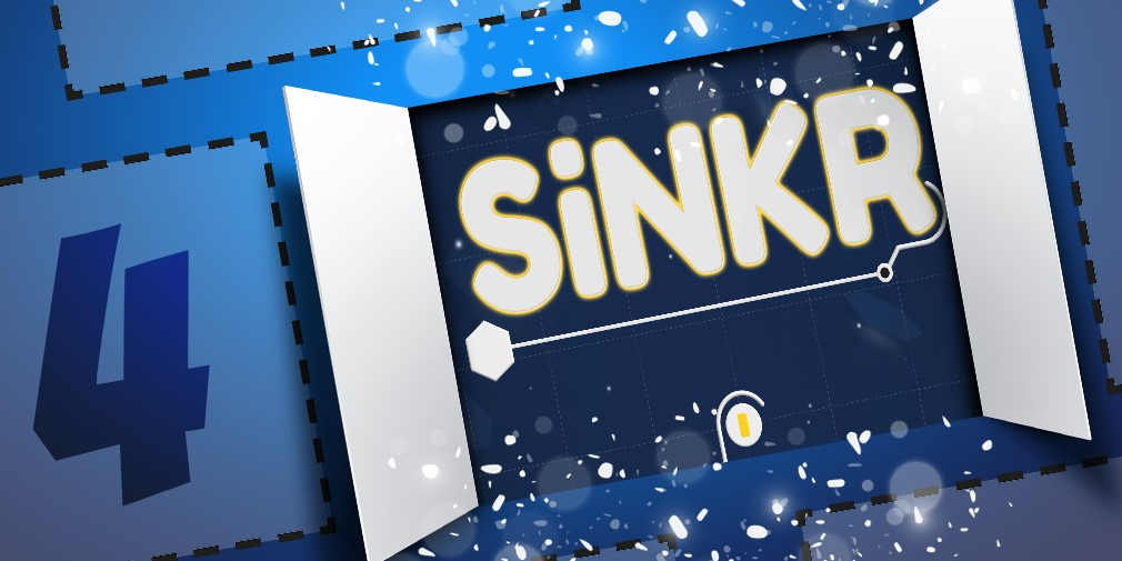 Sinkr Advent Calendar Reveal