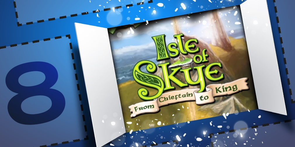 Isle of Skye Advent Calendar Reveal