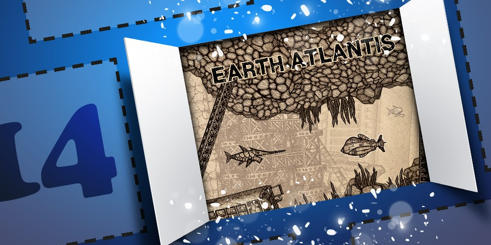 Earth Atlantis Advent Calendar Reveal