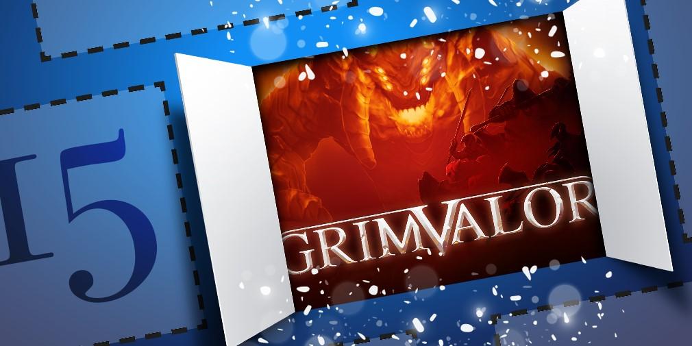 Grimvalor Advent Calendar Reveal