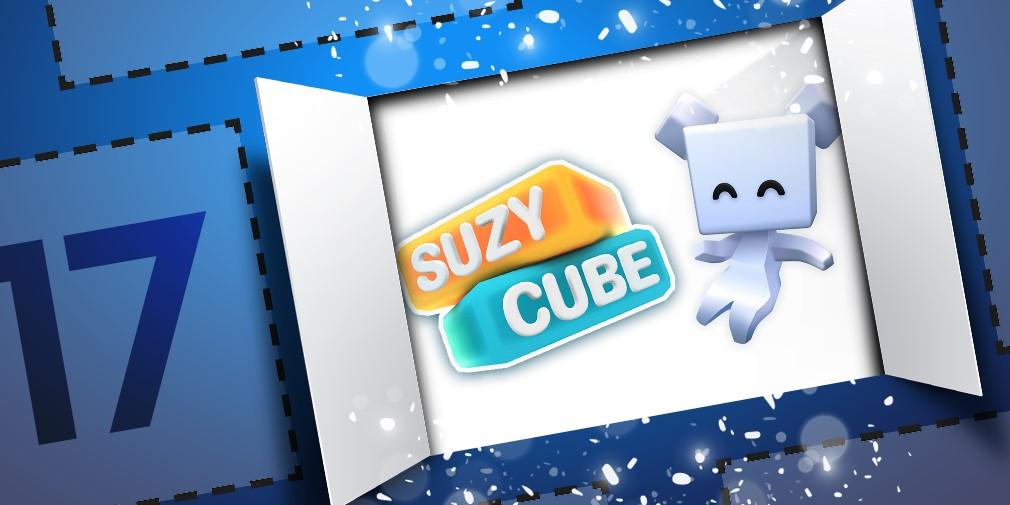 Suzy Cube Advent Calendar Reveal