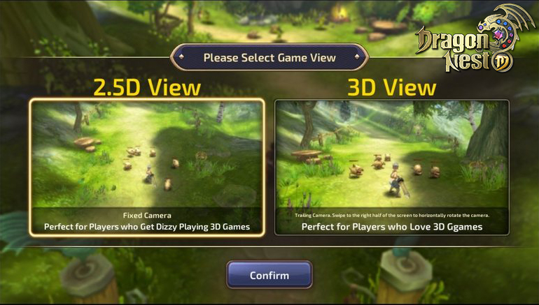 MMORPG Dragon Nest M opens pre-registration ahead of its mobile
