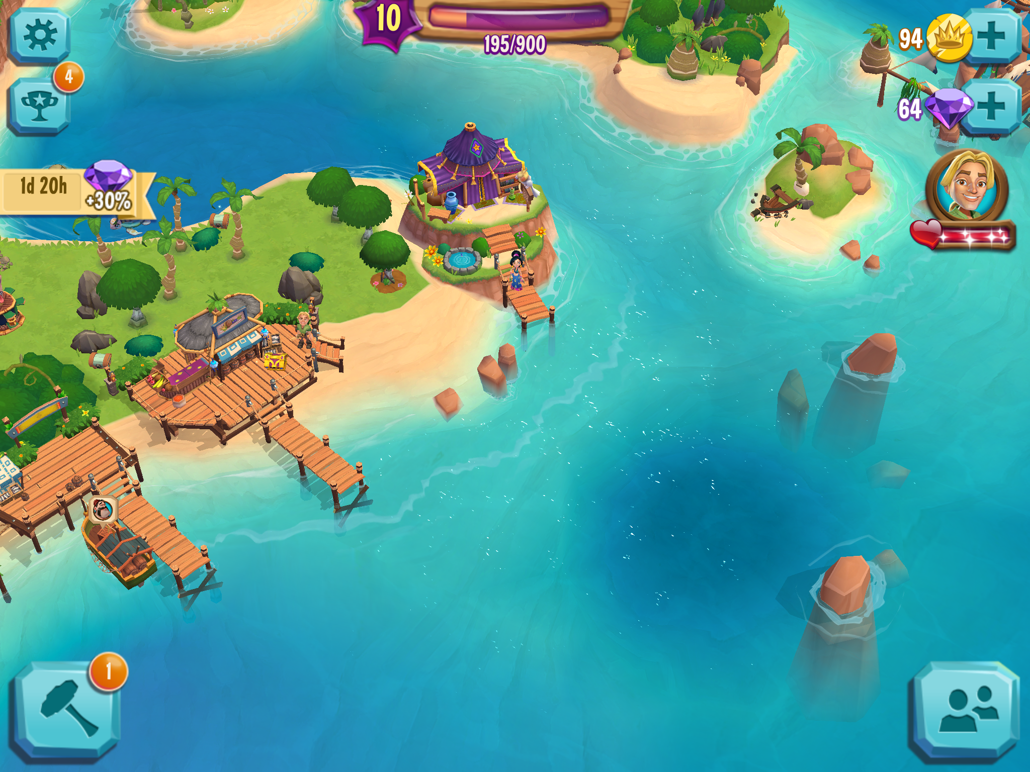 Paradise Bay Help And Tips A Beginners Guide To