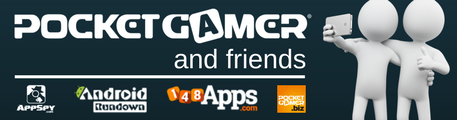 Pocket Gamer and Friends