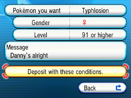 How to transfer Pokémon from Pokémon X and Y to Pokémon Omega Ruby