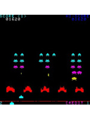 Space Invaders mobile game