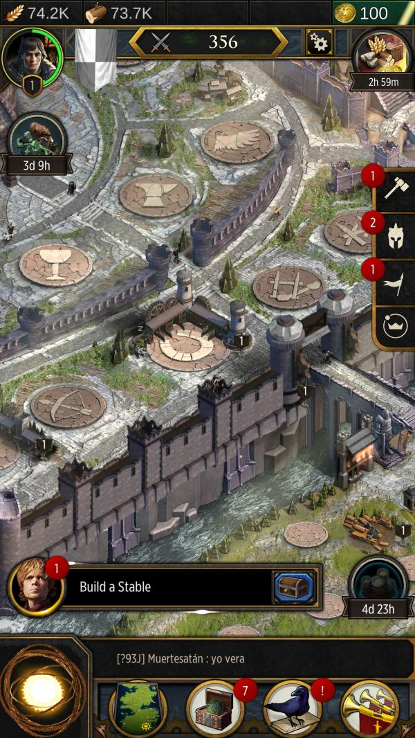 Game of Thrones: Conquest tips and tricks - Dominate