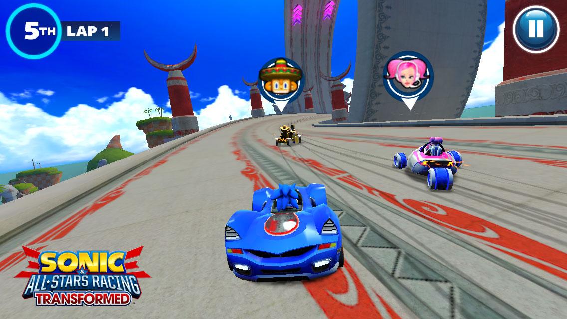 Sonic & Sega All Stars Racing: Transformed