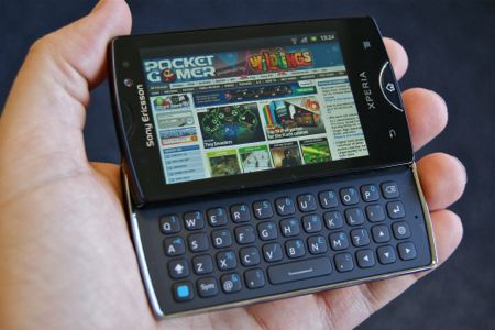 Sony Ericsson Xperia mini pro | Articles | Pocket Gamer